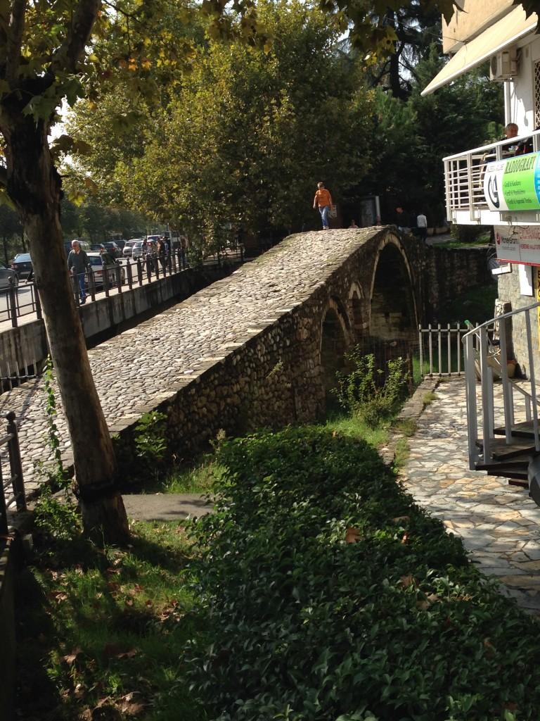 Tanner's Bridge Tirana