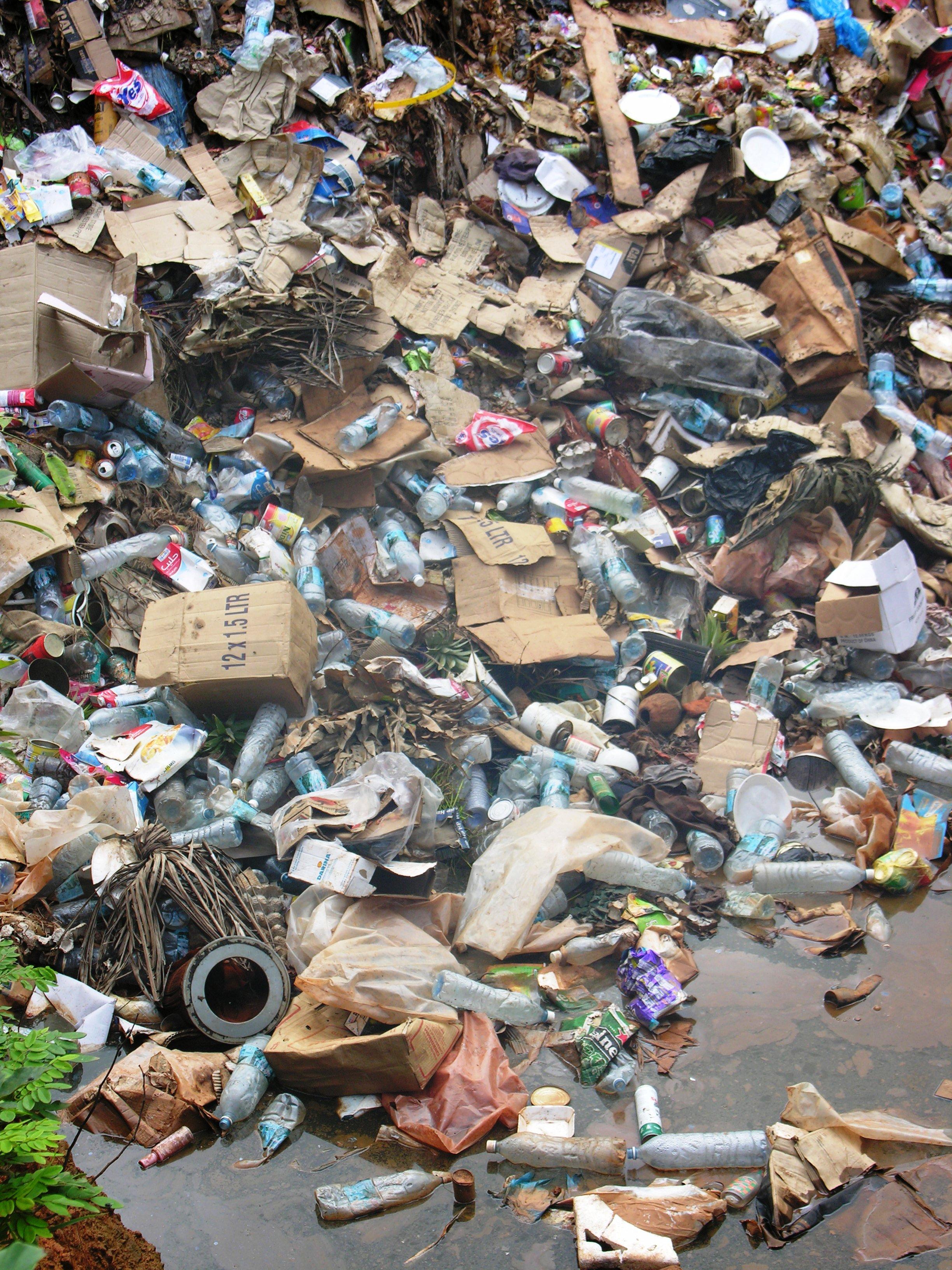 non-compliant waste disposal