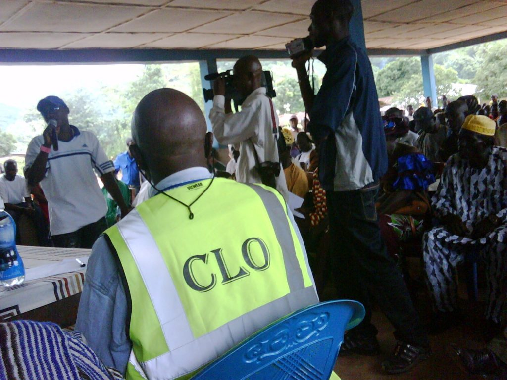 CLOs are crucial for effective community consultation