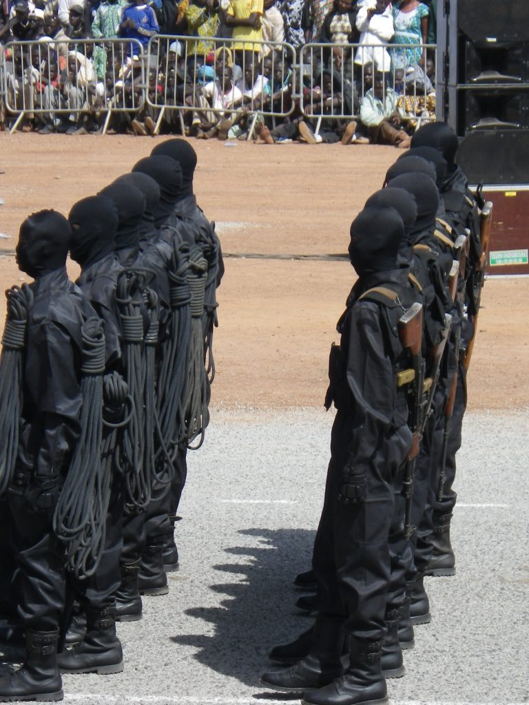 Burkina Faso special forces