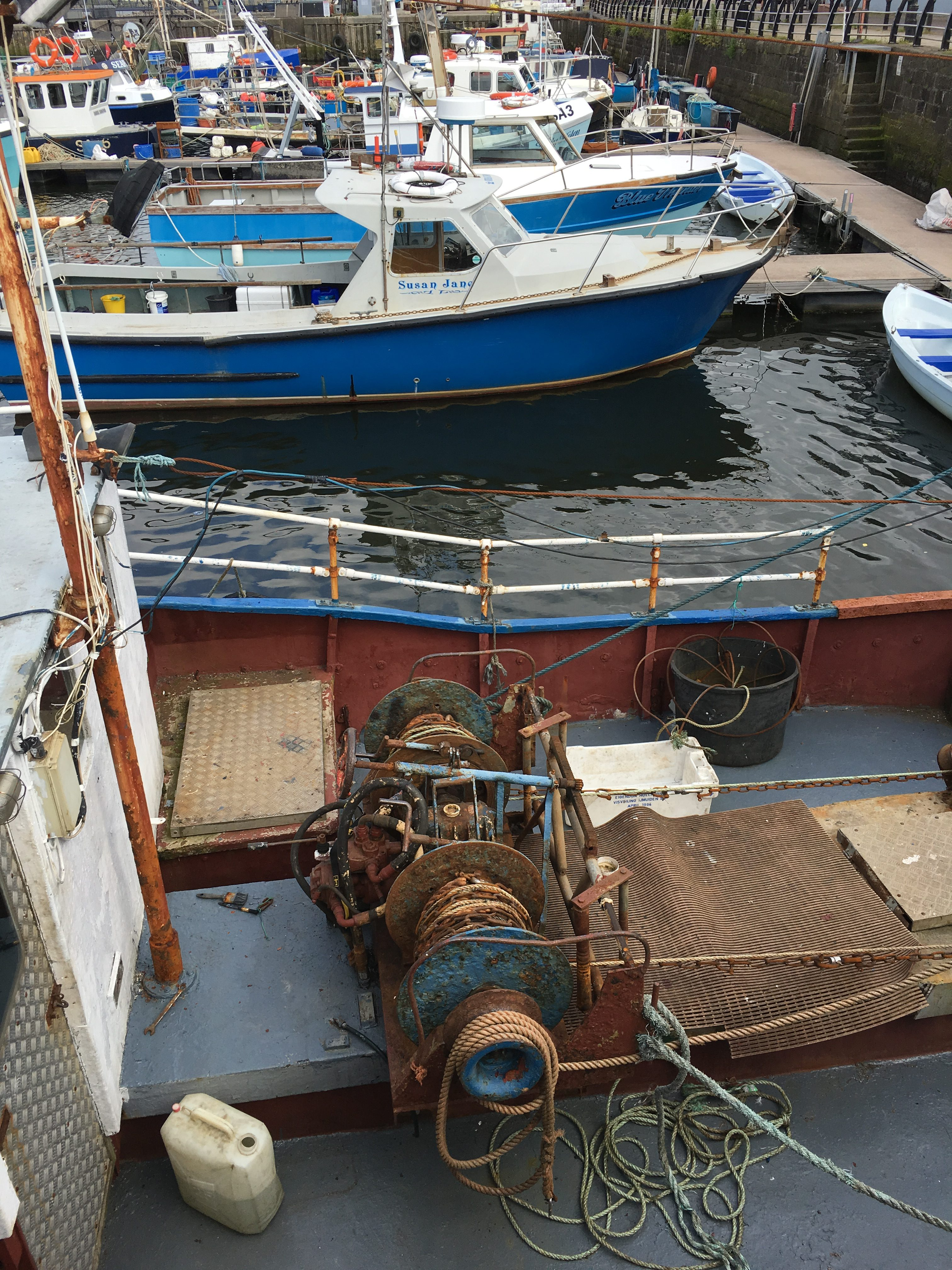 Swansea Fishing Boats