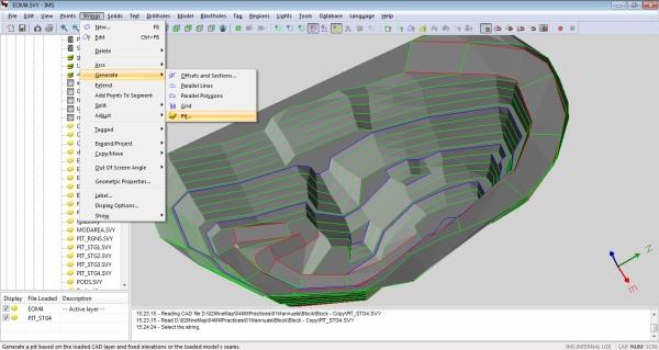 Mine Planning Software