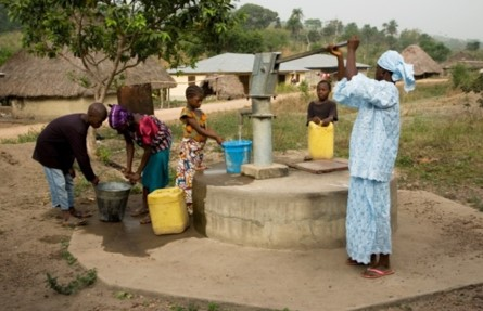 Avoiding water use conflict
